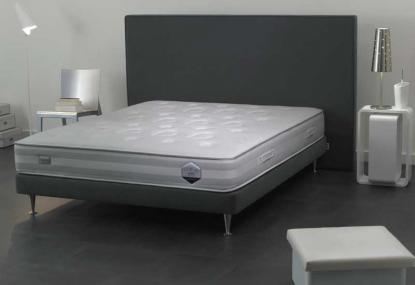 notice simmons fiche technique literie quartz matelas et sommier. Black Bedroom Furniture Sets. Home Design Ideas